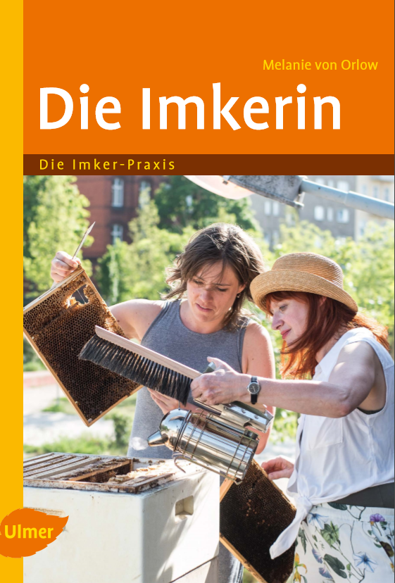 Die Imkerin - Coverbild